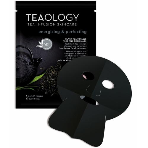 Teaology Black Tea Miracle Face & Neck Mask 6x 30 ml