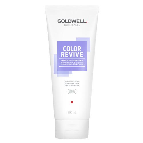 Goldwell Dualsenses Color Revive Conditioner Kühles Hellblond 200 ml