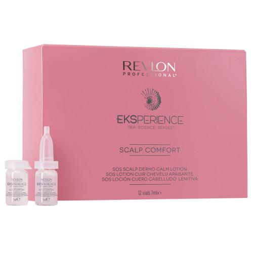 Revlon Eksperience Scalp Dermo Calm Lotion 12 x 7 ml