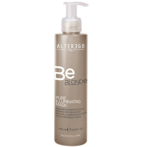 Alter Ego Be Blonde Pure Illuminating Mask 200 ml