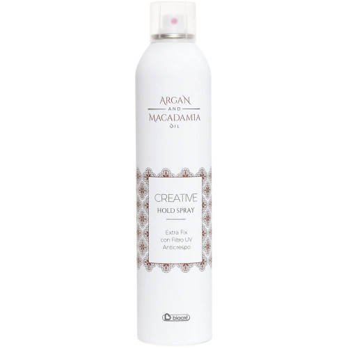 Biacre Argan & Macadamia Creative Hold Spray 400 ml