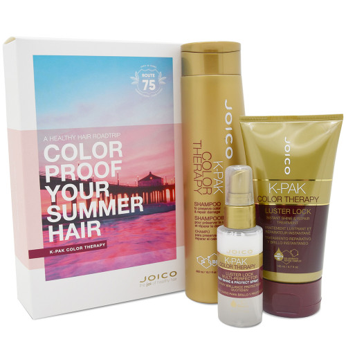 Joico K-Pak Color Therapy Summer Kit