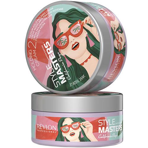 Revlon Style Masters California Days Molding Cream 85 g