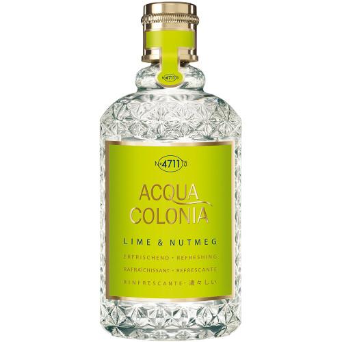 4711 Acqua Colonia Lime & Nutmeg EdC 170 ml