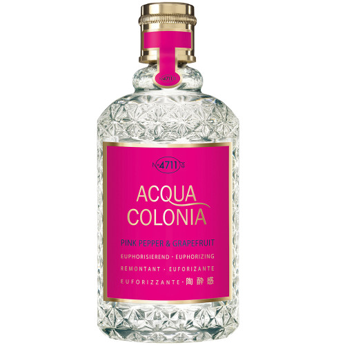 4711 Acqua Colonia Pink Pepper & Grapefruit EdC 170 ml