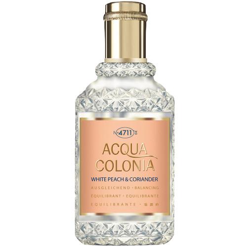 4711 Acqua Colonia White Peach & Coriander EdC 50 ml