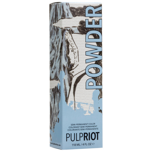 Pulp Riot Semi-Permanent Haarfarbe Powder 118 ml