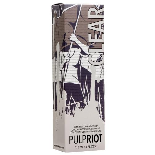 Pulp Riot Semi-Permanent Haarfarbe Clear 118 ml