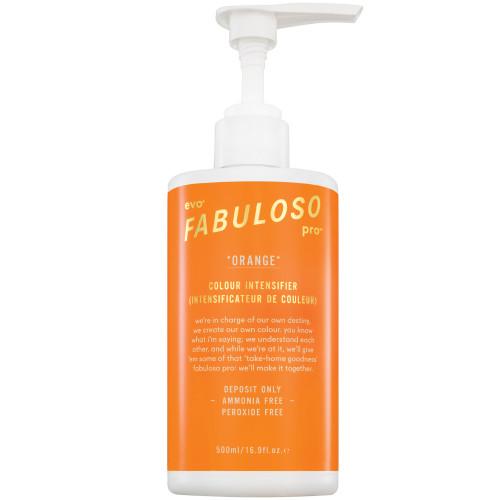 evo Fabuloso Pro Colour Intensifying Conditioner Orange 500 ml