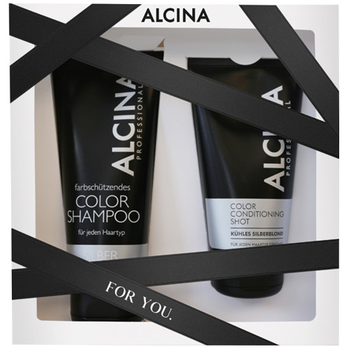 Alcina Geschenkset Color Shampoo & Shot