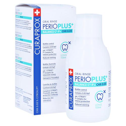 CURAPROX Perioplus+ Balance Mundspülung 200 ml