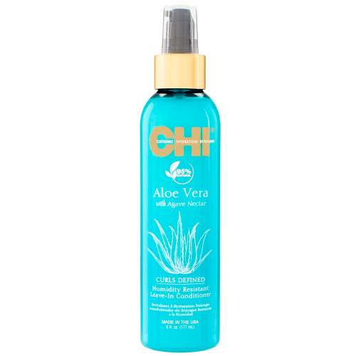 CHI Aloe Vera Humidity Resistant Leave-In Conditioner 177 ml