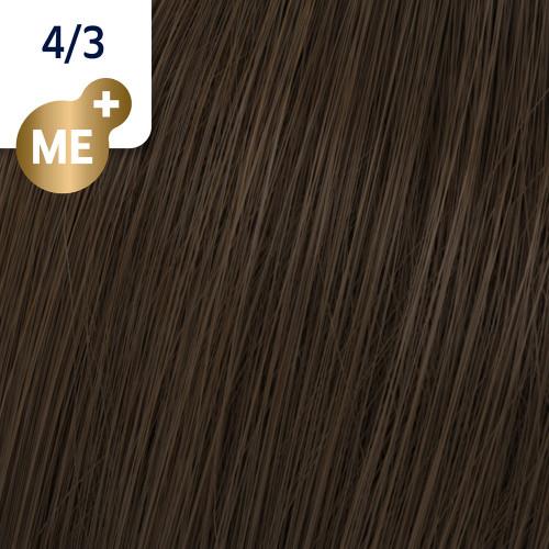 Wella Koleston Perfect Me+ Rich Naturals 4/3 60 ml
