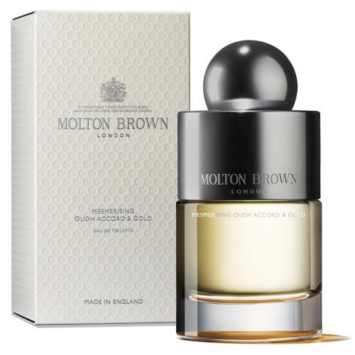 Molton Brown Mesmerising Oudh Accord & Gold Eau de Toilette 100 ml