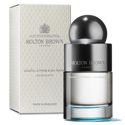 Molton Brown Coastal Cypress & Sea Fennel Eau de Toilette 50 ml