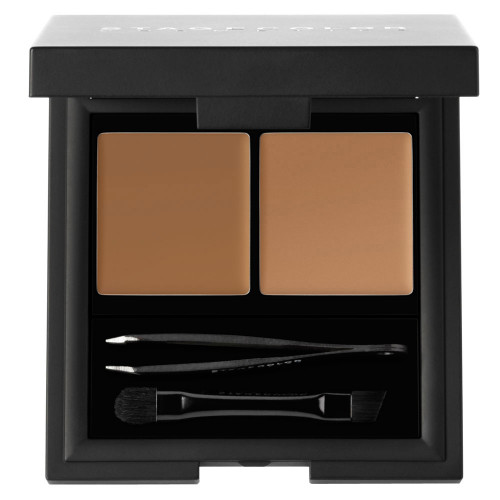 STAGECOLOR Brow Kit Powder & Wax 136 Gold Blond