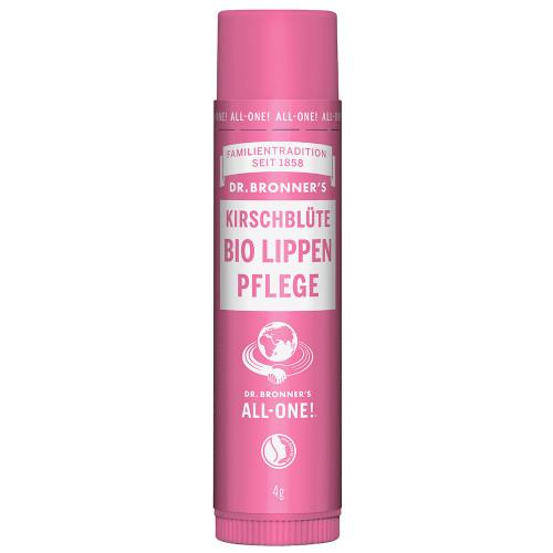 Dr. Bronner's Bio Lipbalm Kirschblüte 4 g