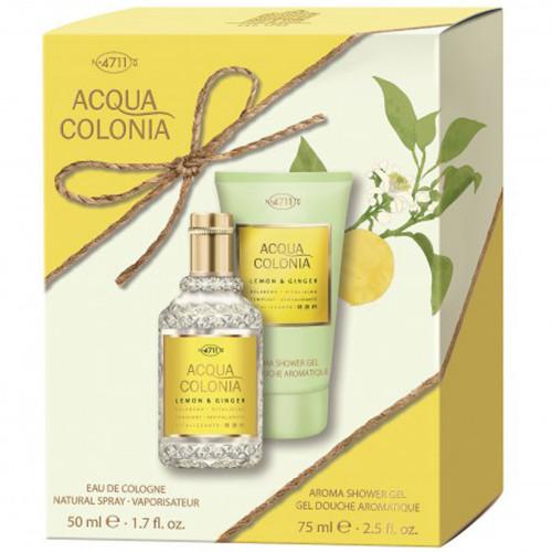 4711 Acqua Colonia Lemon & Ginger Set