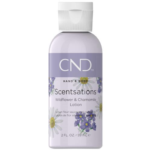 CND Hand & Bodylotion Scentsations Wildblume & Kamille 59 ml