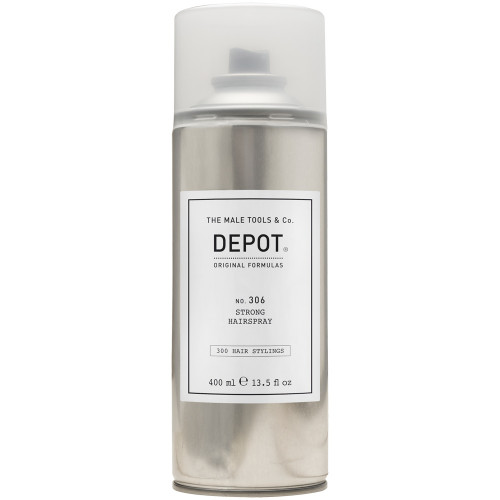 DEPOT 306 Strong Hairspray 400 ml