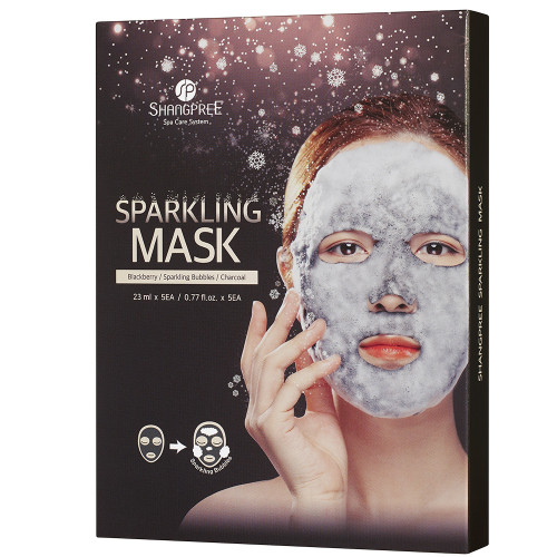 SHANGPREE Sparkling Mask 5 St.