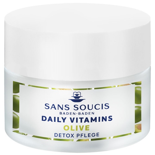 Sans Soucis Daily Vitamins Detox Pflege 50 ml