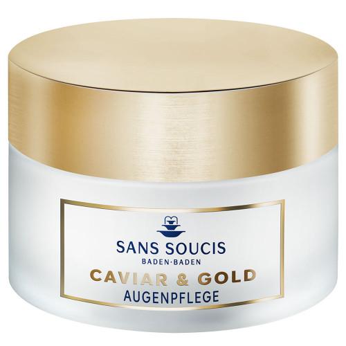 Sans Soucis Caviar & Gold Augenpflege 15 ml