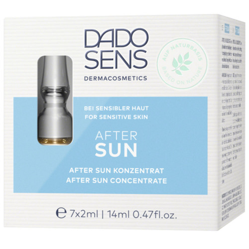 DADO SENS AFTER SUN KONZENTRAT 7 x 2 ml