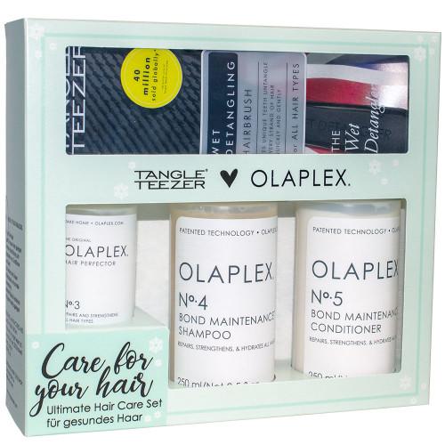 Olaplex & Tangle Teezer Geschenkset