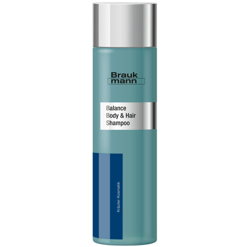 Hildegard Braukmann for Men Balance Body & Hair Shampoo 250 ml