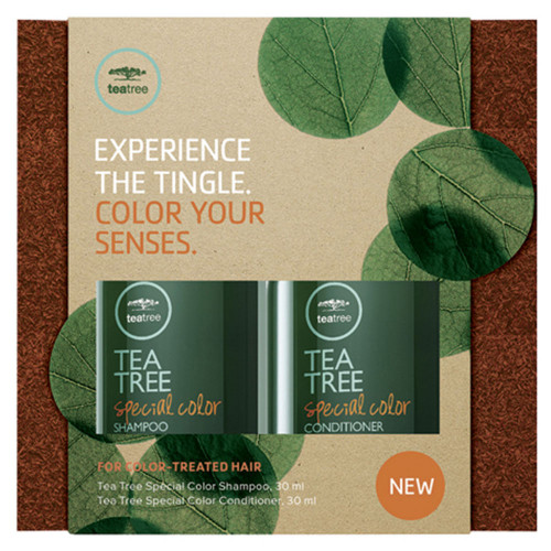 Paul Mitchell Tea Tree Special Color Deluxe Sampler 2 x 30 ml