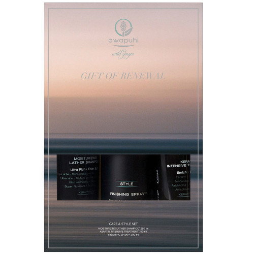 Paul Mitchell Awapuhi Wild Ginger Care&Style Gift of Renewal
