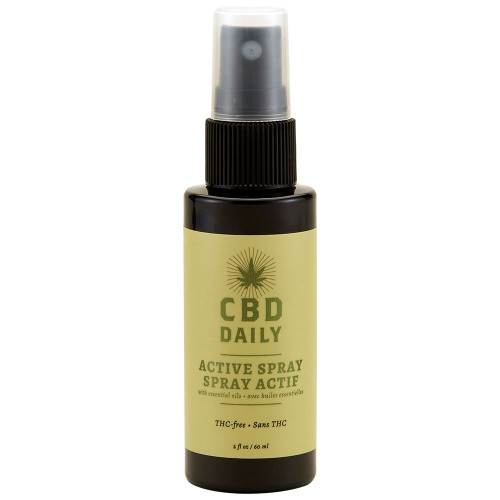CBD Daily Active Spray 60 ml