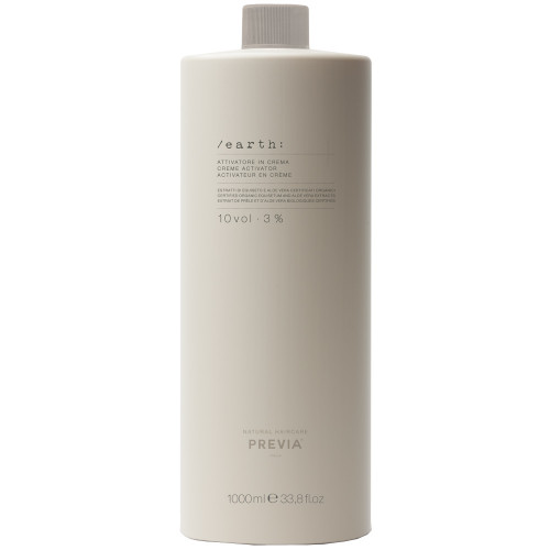 Previa Earth Creme Acivator 3% 1000 ml