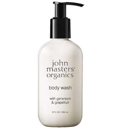 john masters organics Geranium & Grapefruit Body Wash 236 ml