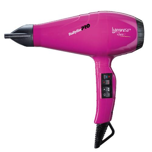Babyliss Haartrockner Luminoso+ Pink