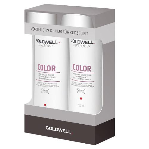 Goldwell Dualsenses Color Brilliance Shampoo + Conditioner Duo