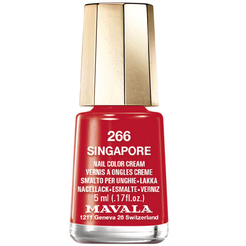 Mavala Nagellack Eclectic Color´s Singapore 5 ml