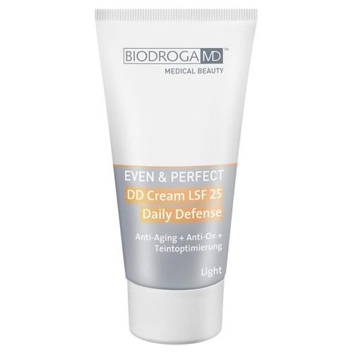 Biodroga MD Even & Perfect Daily Defense Cream Dunkel 40 ml