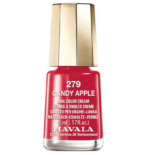 Mavala Nagellack Jelly Effect Collection Candy Apple 5 ml