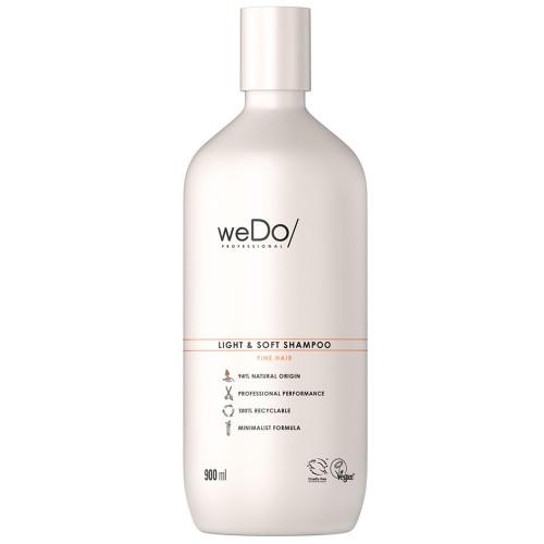 weDo Professional Light & Soft Shampoo 900 ml