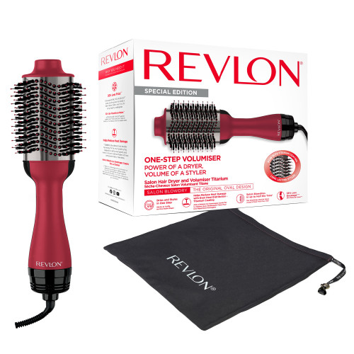 Revlon One Step Dryer And Volume Titanium