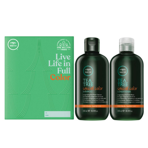 Paul Mitchell Tea Tree Color Preserving Gift Set