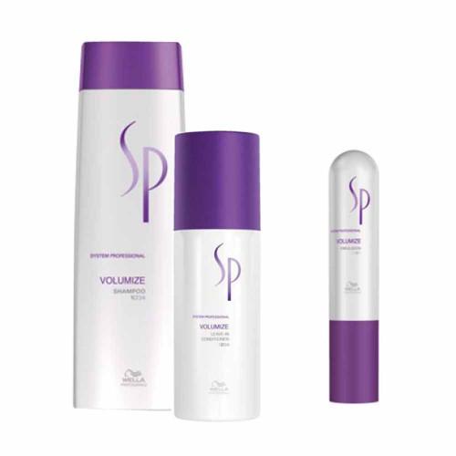Wella SP Haircare Home Bundle Volumize