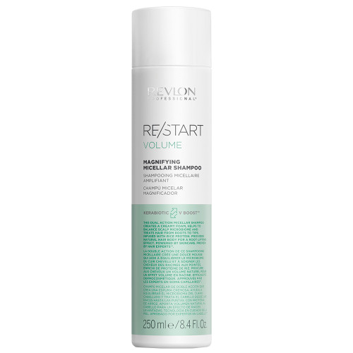 Revlon Re/Start Magnifying Micellar Shampoo 250 ml
