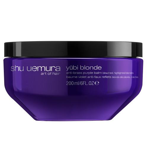 Shu Uemura Yubi Blonde Neutral Purple Masque 200 ml