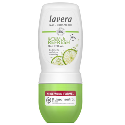 Lavera Deo Roll-on Natural & Refresh 50 ml