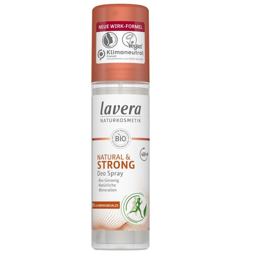 Lavera Deo Spray Natural & Strong 75 ml