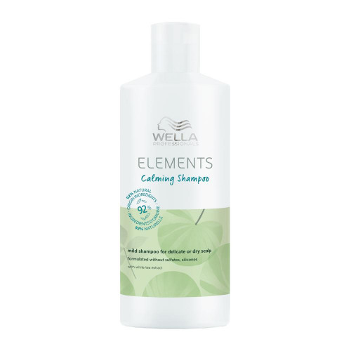 Wella Care³ Elements Calming Shampoo 500 ml