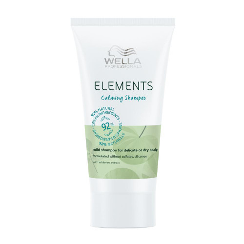 Wella Care³ Elements Calming Shampoo 30 ml
